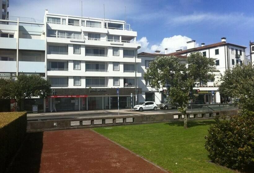 Outside Aparthotel Gaivota Ponta Delgada