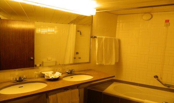 Cuarto de baño Hotel Montechoro Albufeira