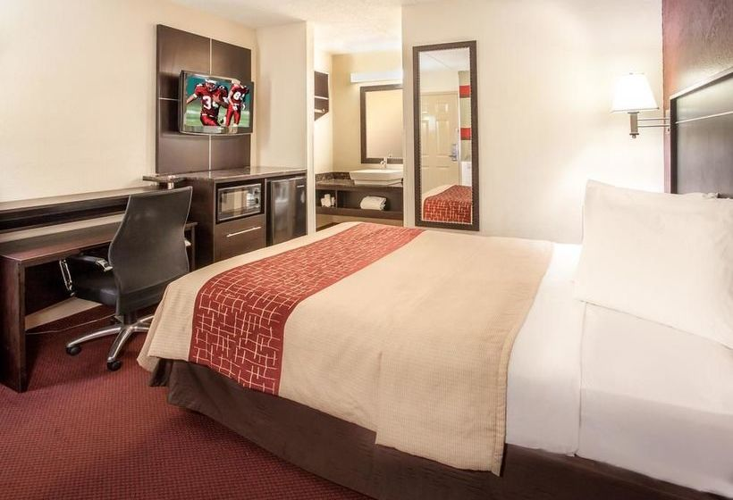 Hotel Red Roof Inn U Of M South Ann Arbor