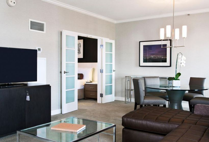 اتاق هتل InterContinental Los Angeles Century City لس آنجلس