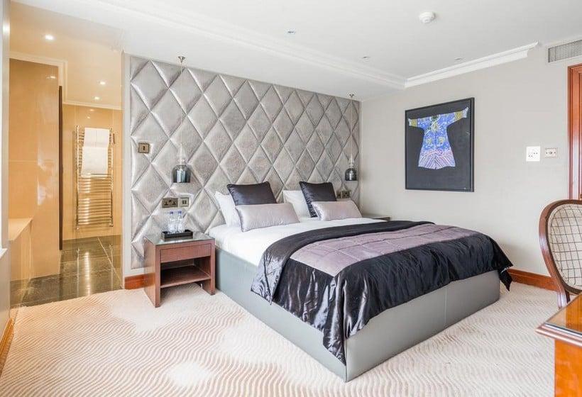 Quarto Hotel Radisson Blu Edwardian Heathrow Hayes