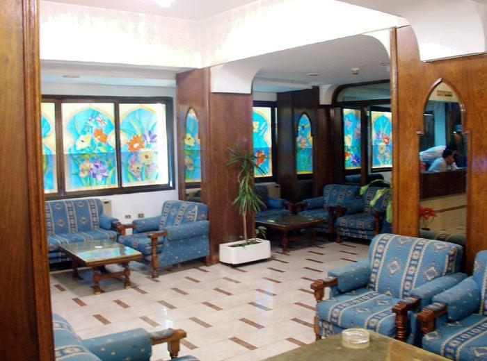 Hotel Cairo Khan Kairo