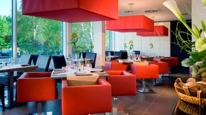 Cafetería Novotel Antwerpen Amberes