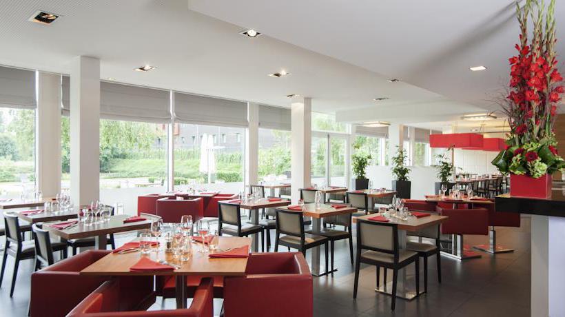 Restaurante Novotel Antwerpen Amberes
