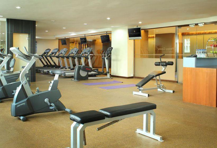 Sporteinrichtungen Hotel InterContinental Kuala Lumpur