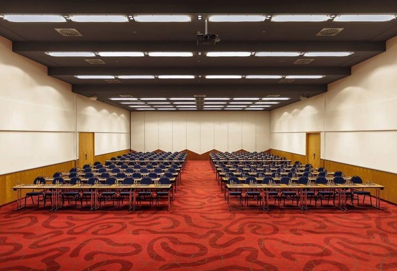Konferenzräume Hotel Hilton Nuremberg Nürnberg