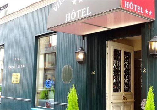 Hotel Villa Du Maine Paris