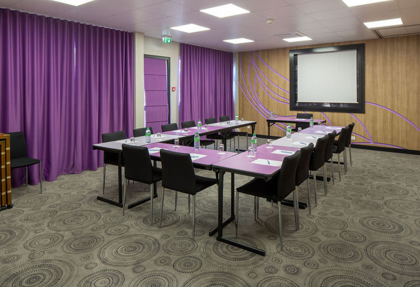 Meeting rooms Quality Hotel Clermont Kennedy Clermont Ferrand