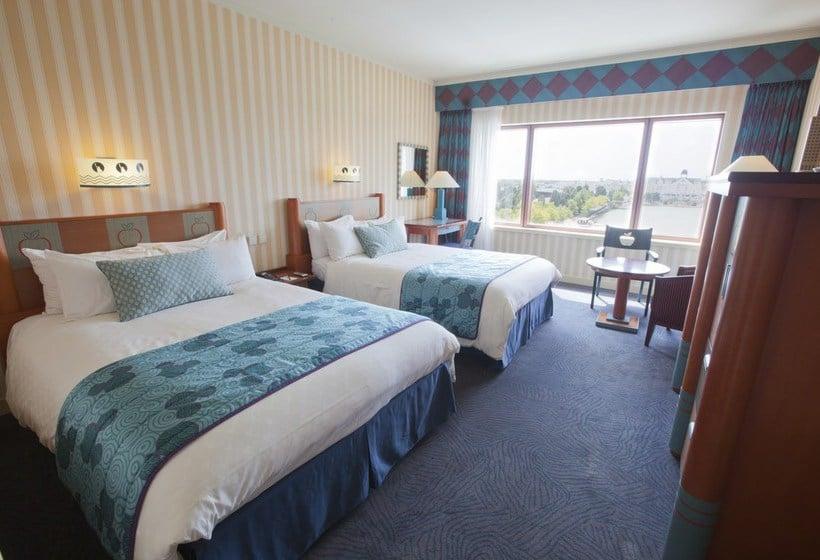 Camere Disneyland Paris : Disneys hotel new york in disneyland paris ab 168 u20ac destinia