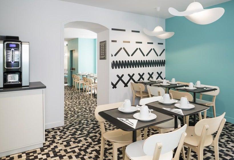 Cafeteria Hotel Ibis Styles Paris Gare Saint Lazare