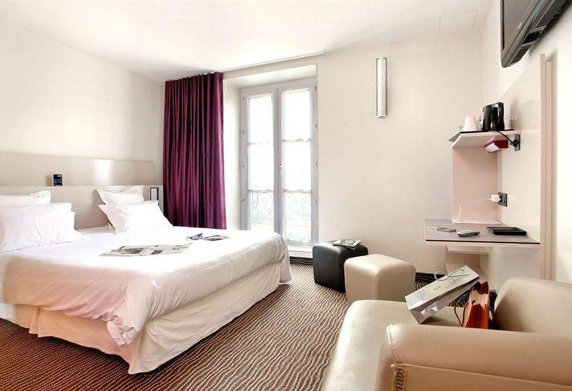 Hotel Libertel Montmartre Opéra Paris