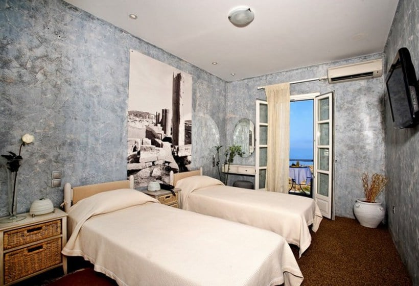 Chambre Hôtel Ilio Maris Mykonos
