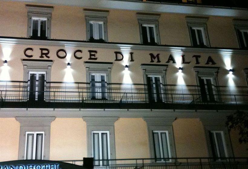 Grand Hotel Croce di Malta a Montecatini Terme a partire da 40 ...