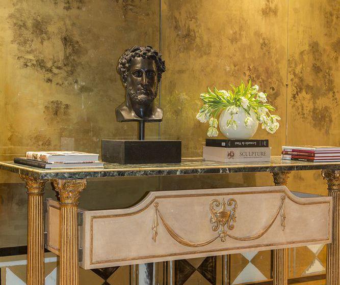 Starhotels Michelangelo Rom