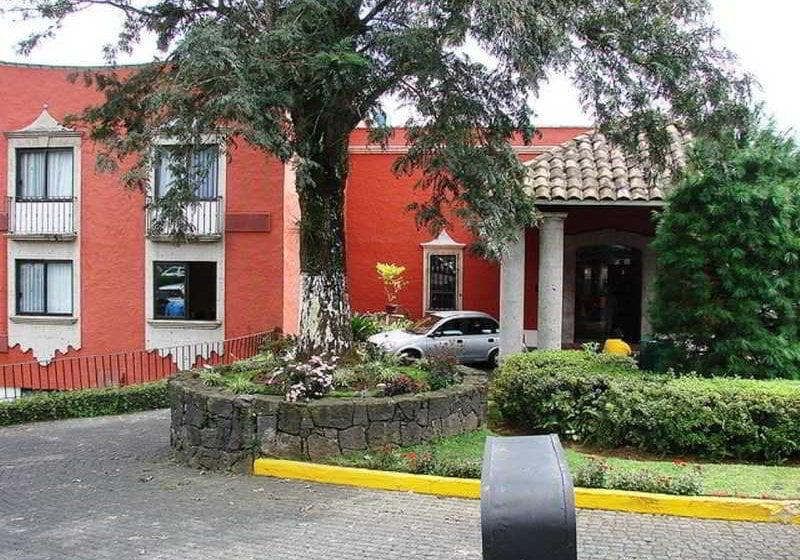 호텔 Fiesta Inn Xalapa Jalapa