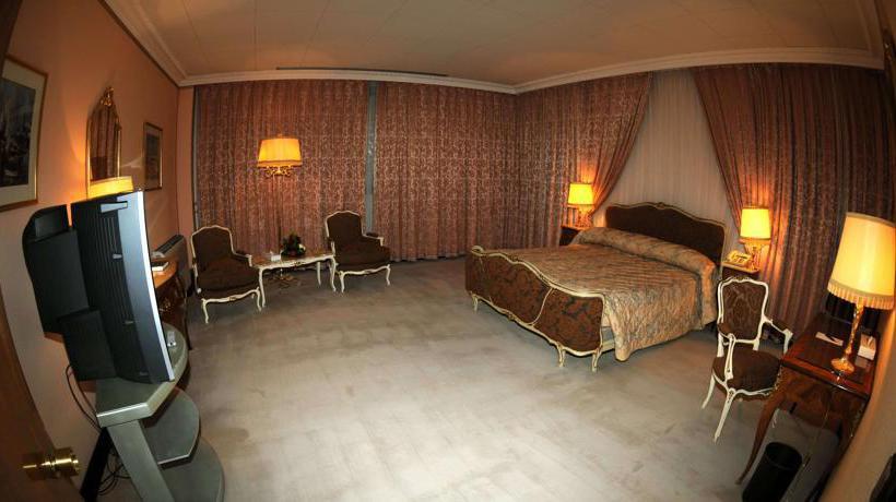 غرفة فندق Intercontinental Taif  الطائف