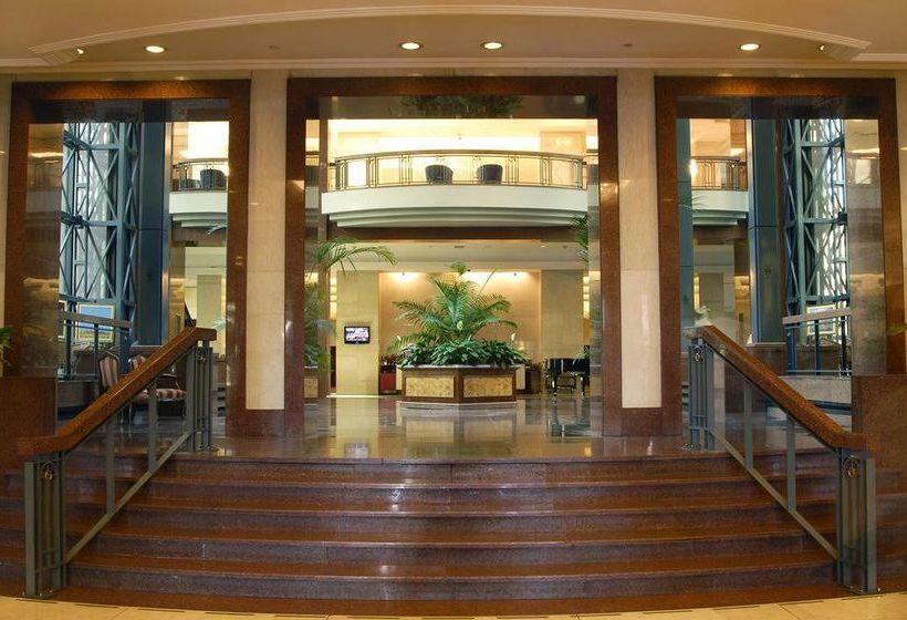 Hôtel Radisson Montevideo Victoria Plaza