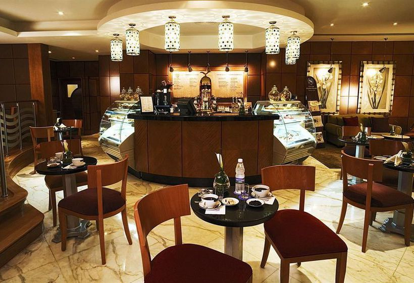 Cafeteria Hotel Sheraton Jumeirah Beach Resort Dubai