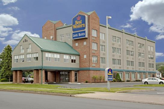 Hotel Best Western Lock Haven