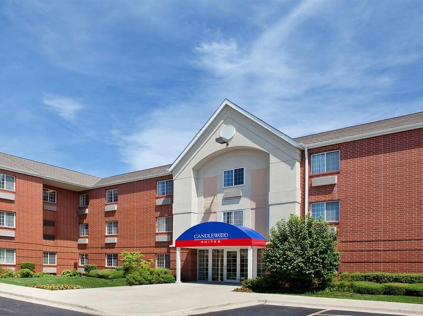 Hôtel Candlewood Suites Chicago Naperville Warrenville