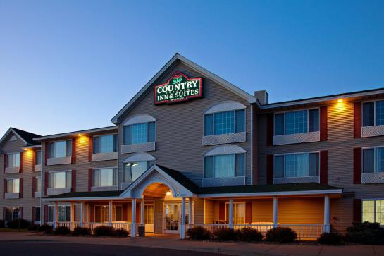 Hotel Country Inn & Suites By Carlson Elk River
