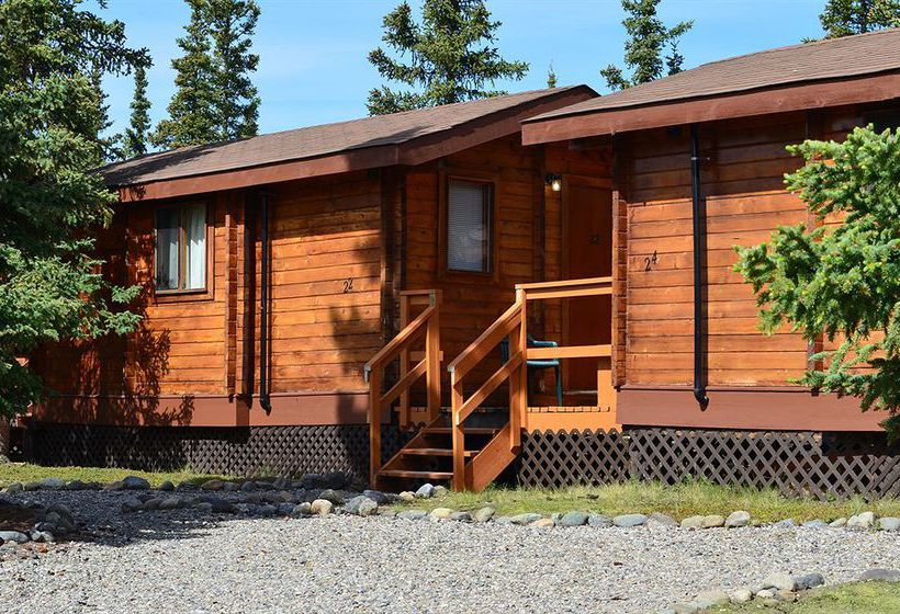 Hotel denali cabins denali national park the best offers for Denali national park cabins