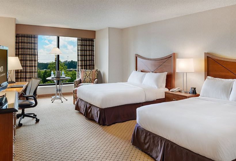 Hotel Hilton Washington Dulles Airport Herndon