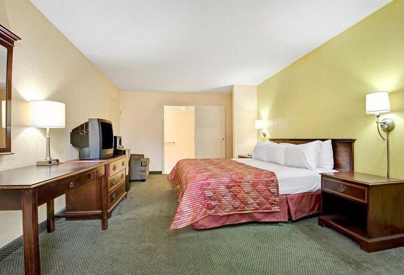 Zimmer Hotel Days Inn Montgomery Near Auburn University