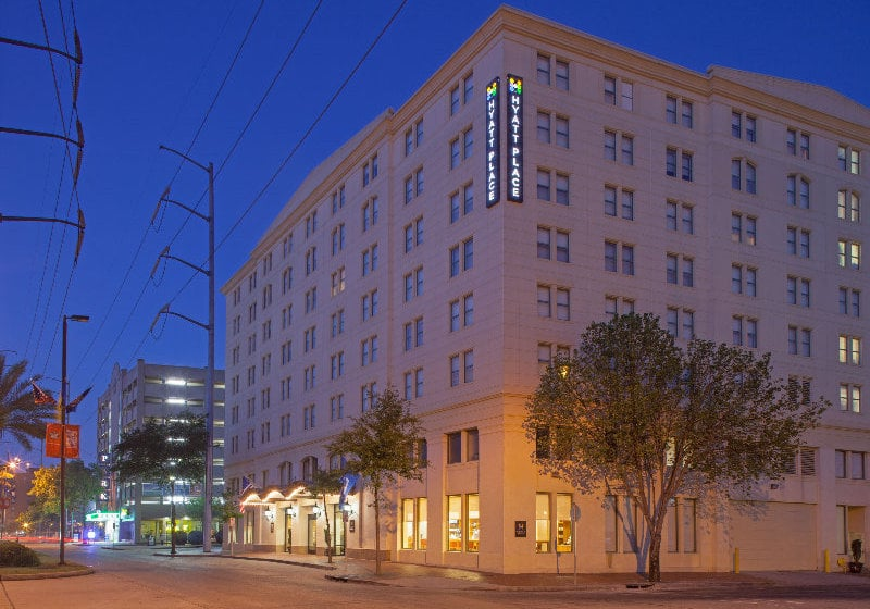 فندق Hyatt Place New Orleans Convention Center نيو أورلينز