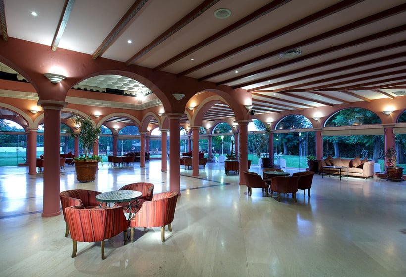 Zonas comunes Exe Gran Hotel Solucar Sanlucar la Mayor