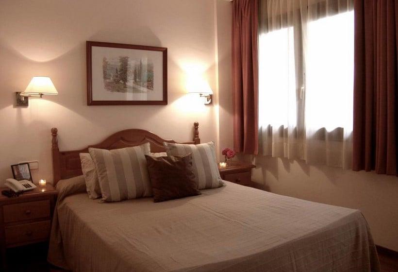 Chambre Aparthotel Casa Vella Ordino