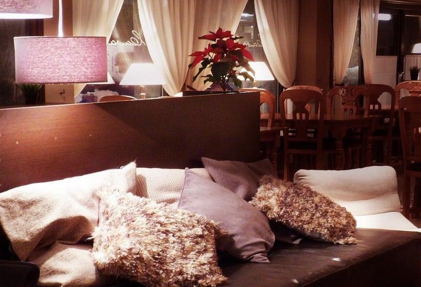 Zone comuni Aparthotel Casa Vella Parrocchia di Ordino