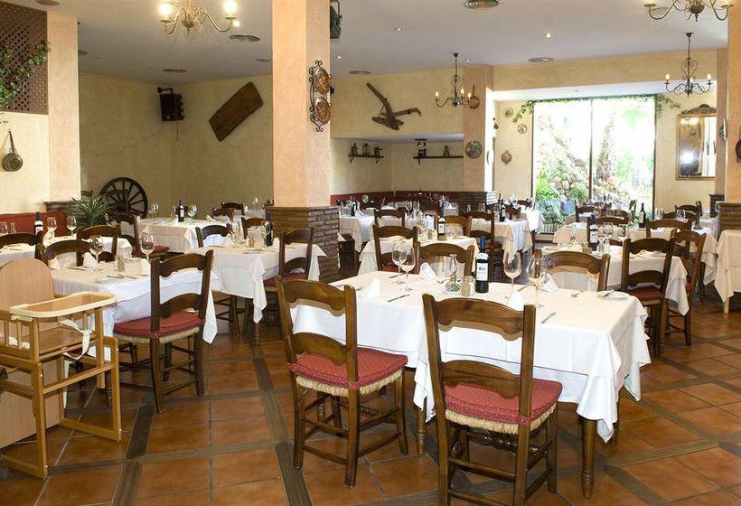Restaurant Apartamentos Muthu Grangefield Oasis Club Mijas Costa