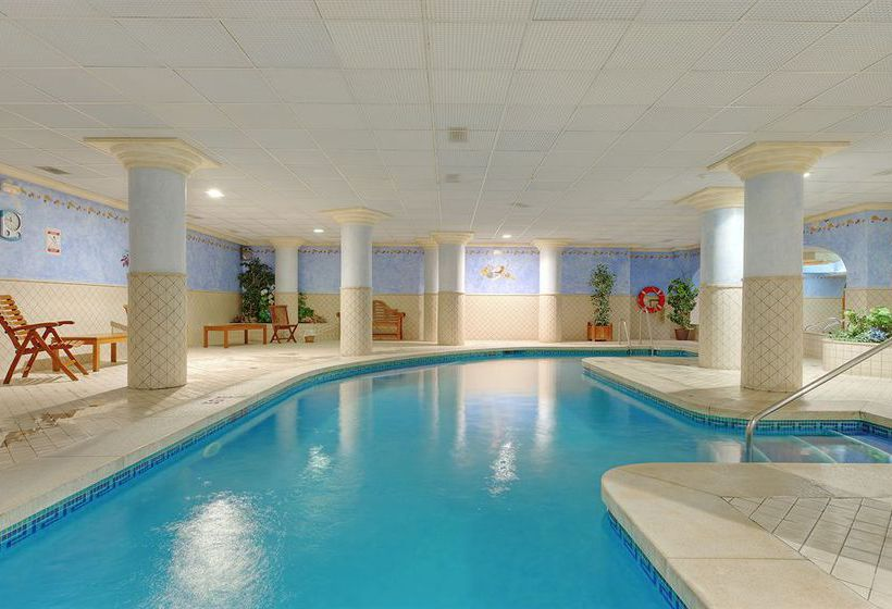 Schwimmbad Apartamentos Muthu Grangefield Oasis Club Mijas Costa