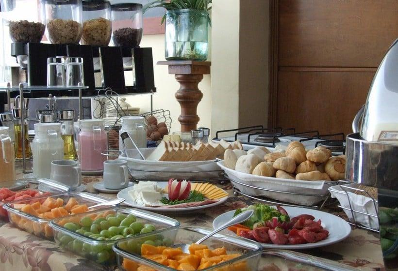 Restaurante Hotel Basadre Suites Lima