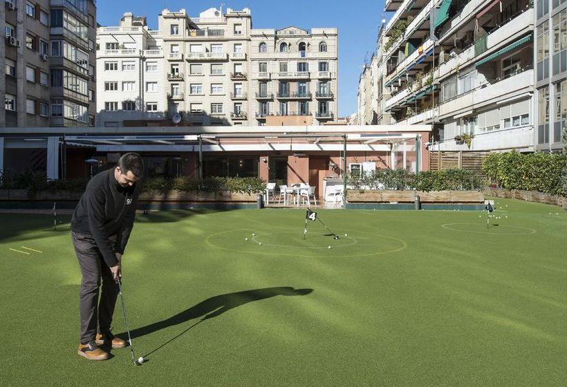 Hôtel Catalonia Barcelona Golf Barcelone