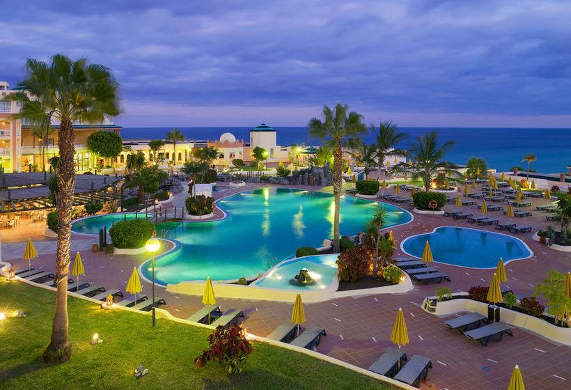 Schwimmbad Hotel H10 Playa Esmeralda Costa Calma