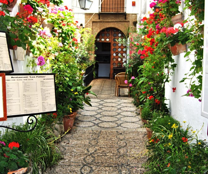 Hotel Los Patios In Cordoba Starting At 14 Destinia