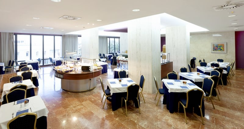 レストラン Olympia Hotel Events & Spa Alboraya