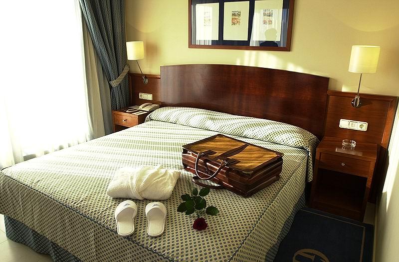 Chambre Hôtel Spa Galatea Portonovo