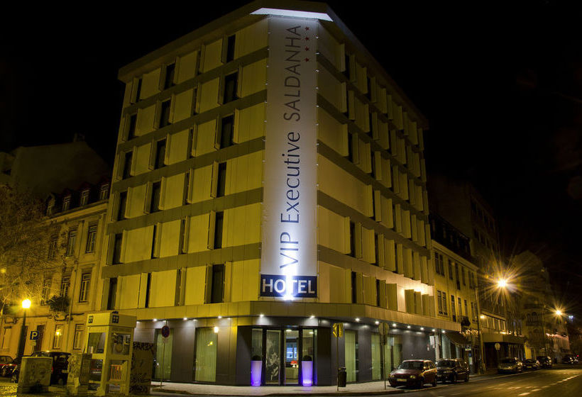 Hotel VIP Executive Saldanha Lisboa