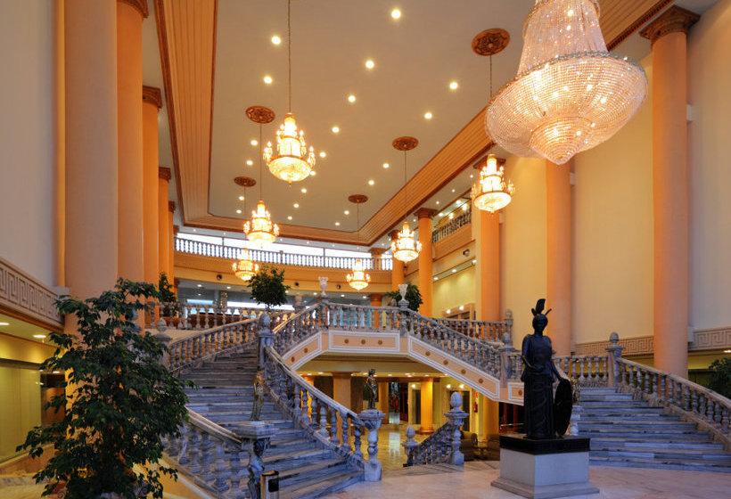 Gemeinschaftsbereiche Palas Pineda Hotel La Pineda