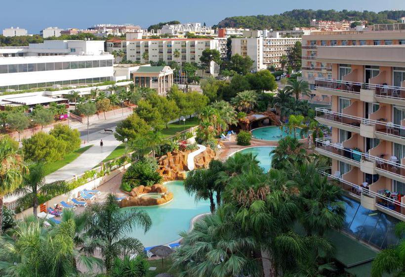 Piscine Palas Pineda Hotel La Pineda