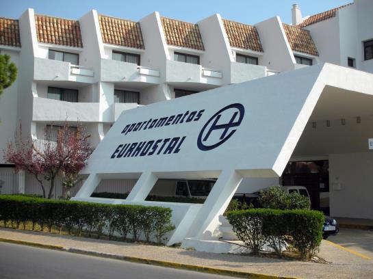Outside Complejo Eurhostal Alcoceber