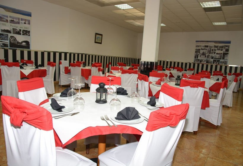 Restaurant Hotel Ancora Finisterre
