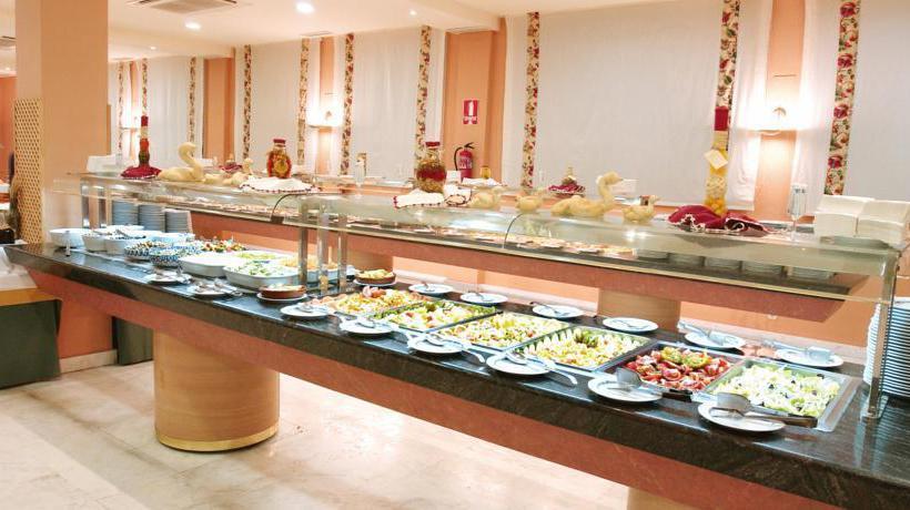 Ristorante Hotel Bahía Tropical Almunyécar