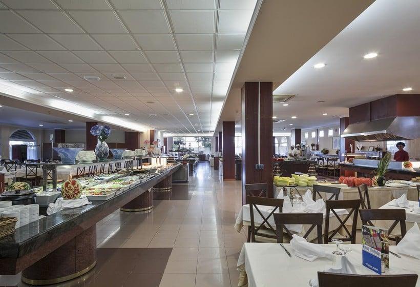 Restaurante Hotel Best Mojácar
