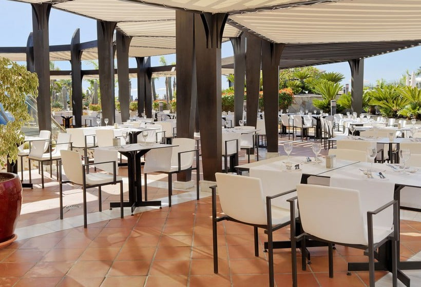 Restaurante Hotel H10 Playa Meloneras Palace