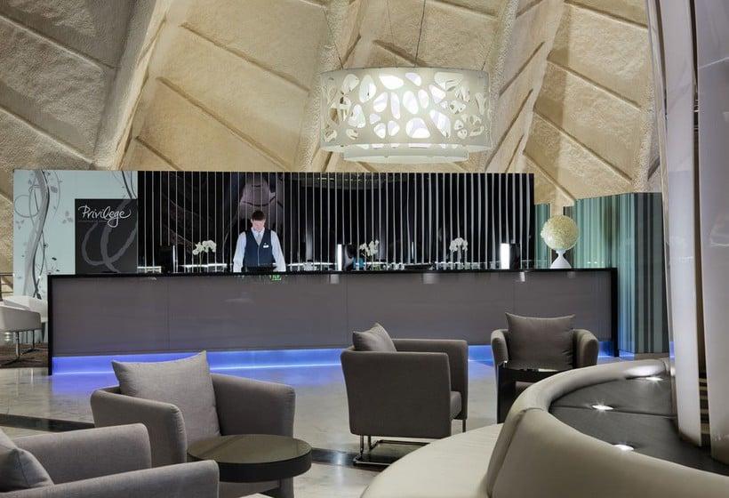 Réception Hôtel H10 Playa Meloneras Palace