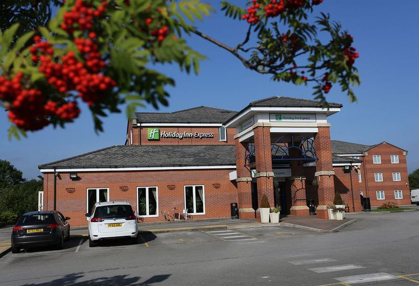 فندق Holiday Inn Express Manchester-East مانشستر